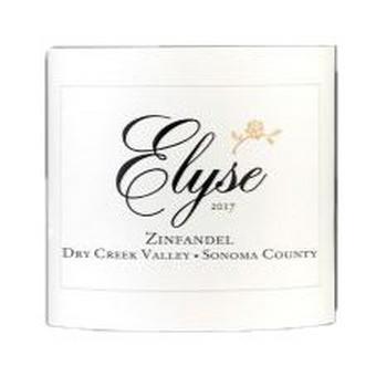 Elyse 2017 Zinfandel, Dry Creek Valley