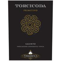 Tormaresca 2016 Torcicoda, Primitivo, IGT Salento