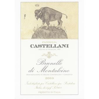 Castellani 2010 Brunello 2-Bottle Gift Box