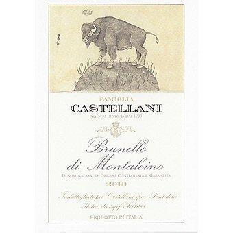 Castellani 2010 Brunello