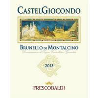 Castelgiocondo 2015 Brunello di Montalcino, Frescobaldi