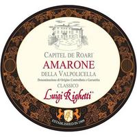 Luigi Righetti 2015 Amarone Classico, Capitel Roari