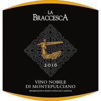 Vino Nobile Di Montepulciano 2016 La Braccesca