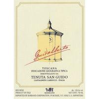 Guidalberto 2018 Tenuta San Guido, Toscana IGT