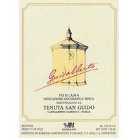 Guidalberto 2019 Tenuta San Guido, Toscana IGT