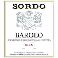 Giovanni Sordo Barolo Perno 201