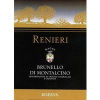 Renieri 2013 Brunello di Montalcino Riserva