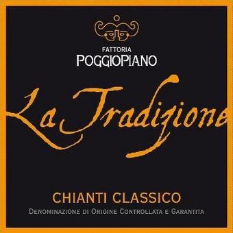 Fattoria Poggiopiano 2007 Chianti Classico, La Tradizione