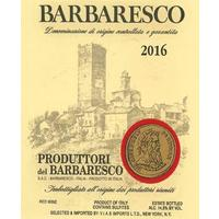 Barbaresco 2016 Produttori Del Barbaresco