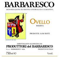 Produttori del Barbaresco 2016 Barbaresco Riserva, Ovello