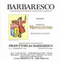 Produttori del Barbaresco 2016 Barbaresco Riserva, Montestefano
