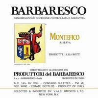 Produttori del Barbaresco 2016 Barbaresco Riserva, Montefico