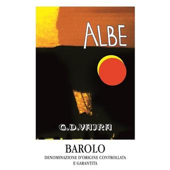 G.D. Vajra 2016 Barolo, Albe