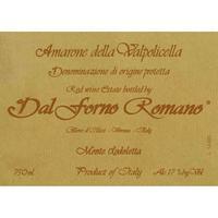 Dal Forno Romano 2010 Amarone Classico DOCG