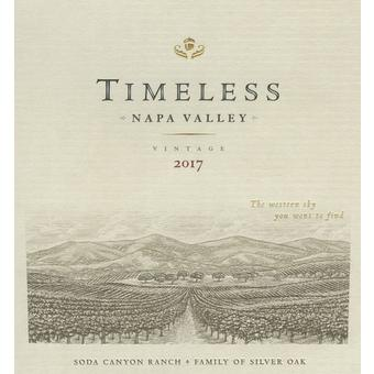 Timeless by Silver Oak 2017 Red, Napa Valley14