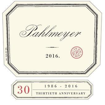 Pahlmeyer 2016 Proprietary Red, Napa Valley