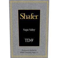 Shafer 2018 TD-9 Red Blend, Napa Valley