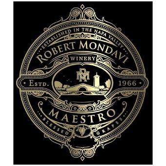Robert Mondavi 2017 Maestro, Red Blend, Napa Valley