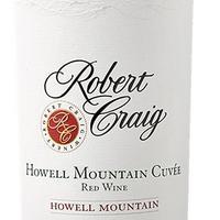 Robert Craig 2018 Howell Mnt. Cuvee, Napa Valley