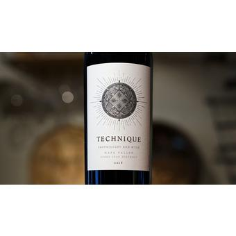 Technique 2018 Proprietary Red, Stags Leap Dist., Napa Valley