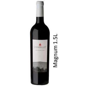 Chappellet 2017 Mountain Cuvee Red, Napa-Sonoma, Magnum 1.5L
