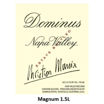 Dominus Estate 2017 Napa Valley Hlf Btl, 375 ml