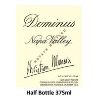 Dominus Estate 2018 Napa Valley, Half Btl 375ml