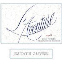 L'Aventure 2018 Estate Cuvee Red, Paso Robles