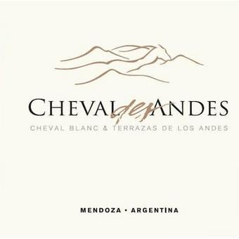 Cheval des Andes 2015 Bordeaux Blend, Lujan De Cuyo