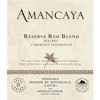 Bodegas Caro 2018 Amancaya Malbec/ Cabernet Sauvignon, Mendoza