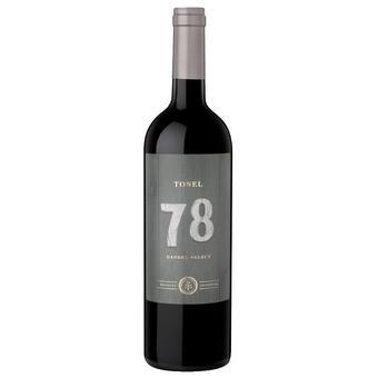 Los Toneles 2017 Tonel 78 Barrel Select, Malbec/Bonarda, Mendoza