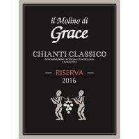 Il Molino Di Grace 2016 Chianti Classico Riserva