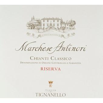 Marchese Antinori 2016 Chianti Classico Riserva, Tignanello Estate