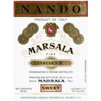 Nando Marsala Sweet