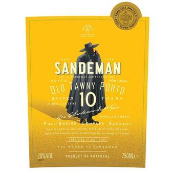 Sandeman 10 year Reserve Tawny Port