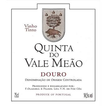 Quinta Do Vale Meao 2017 Douro Red