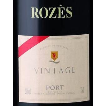Rozes 2017 Vintage Port