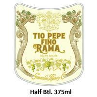Tio Pepe Fino Sherry en Rama, hlf btl. 375ml