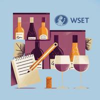WSET Level 2 in Wines Tasting Sampler (12 btl.)