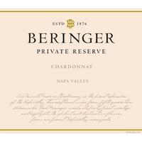 Beringer 2019 Chardonnay, Private Reserve, Napa Valley