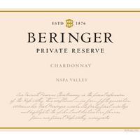 Beringer 2019 Chardonnay, Private Reserve, Napa Valley