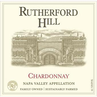 Rutherford Hill 2016 Chardonnay, Napa Valley