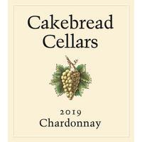 Cakebread 2019 Chardonnay, Napa Valley