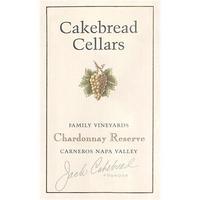 Cakebread 2015 Reserve Chardonnay, Napa Valley