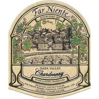 Far Niente Estate 2018 Chardonnay Napa Valley