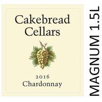 Cakebread 2016 Chardonnay, Napa Valley, Magnum 1.5L