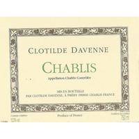 Clotilde Davenne 2018 Chablis