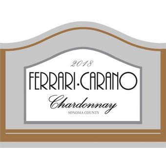 Ferrari-Carano 2018 Chardonnay, Sonoma