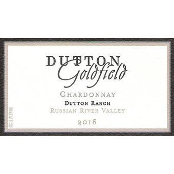 Dutton Goldfield 2016 Chardonnay, Dutton Ranch, Russian River Valley