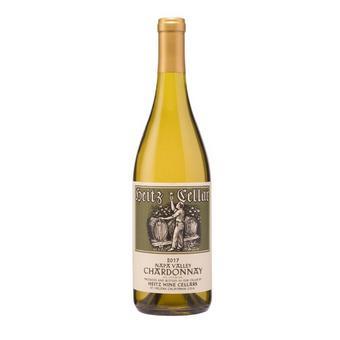 Heitz 2017 Chardonnay, Napa Valley